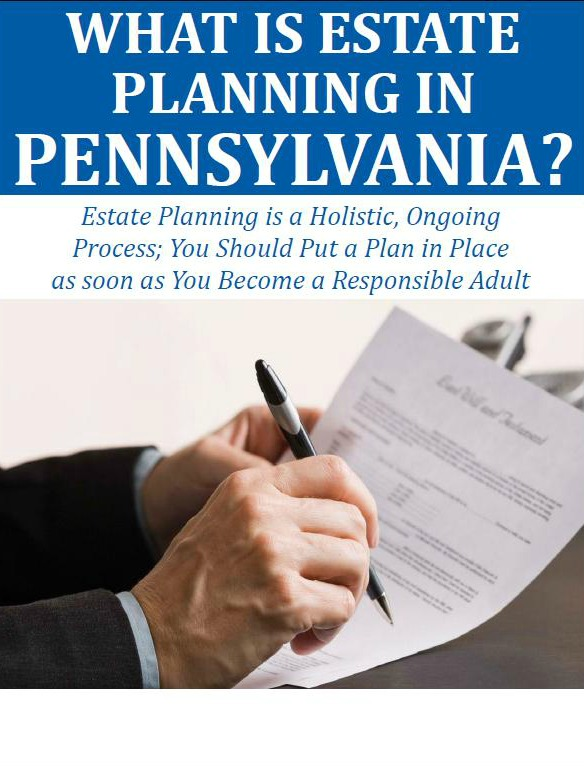 What is Estate Planning in Pennsylvania1