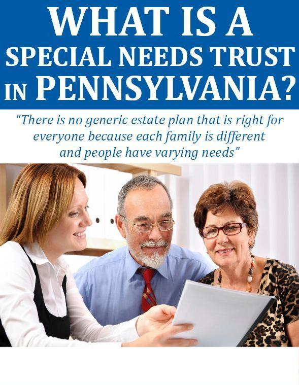 What is a Special Needs Trust in Pennsylvania